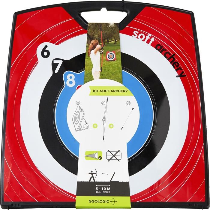 KIT TIR A L'ARC SOFTARCHERY 100