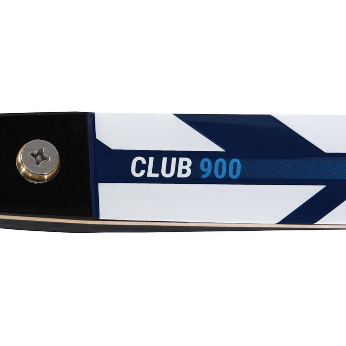 Bogen Sportbogen Club 900 Linkshand blau