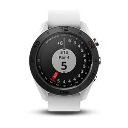 RELOJ GPS DE GOLF APPROACH S60 BLANCO
