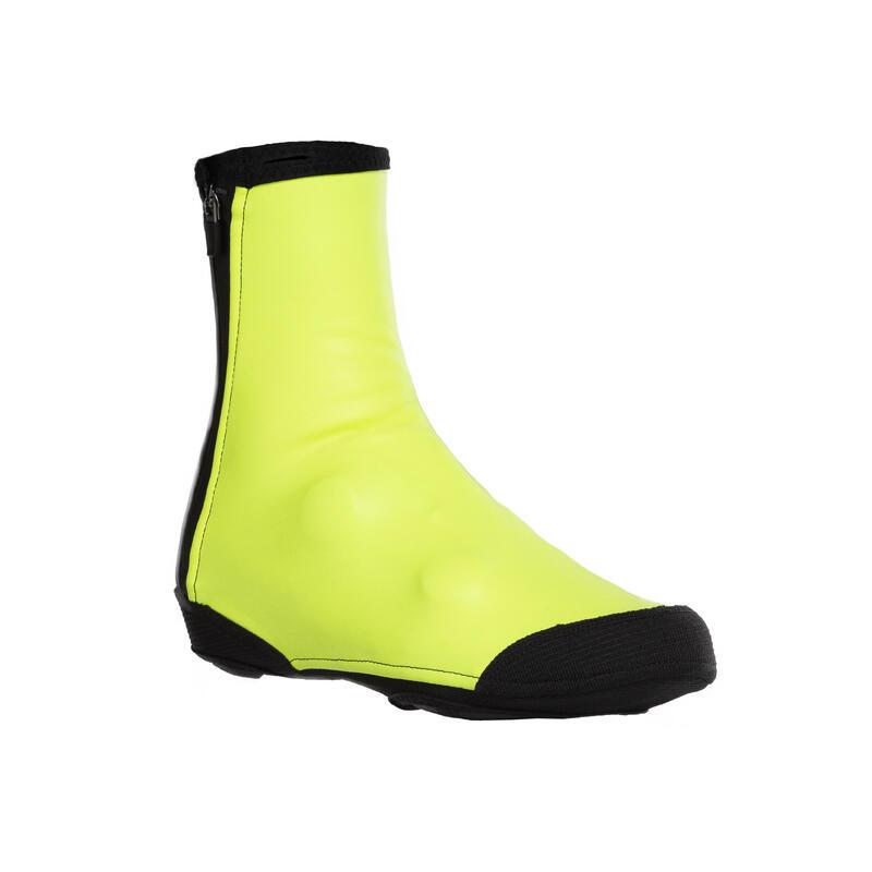 Sur-chaussures CYCLO-SPORT ROADR 500 Jaune fluo 3mm