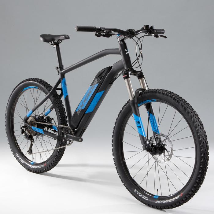 e mountainbike e st 500 e mtb 27 5 rockrider decathlon. Black Bedroom Furniture Sets. Home Design Ideas