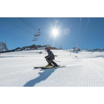 Skischoenen voor pisteskiën heren Evofit 550 zwart