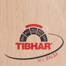 Frame voor tafeltennisbat Tibhar IV-L BALSA - 152969