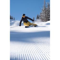 Skibroek voor dames SKI-P PA 900 oker