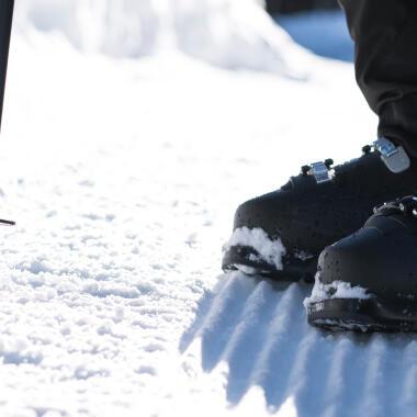 ski de piste homme expert accessoire
