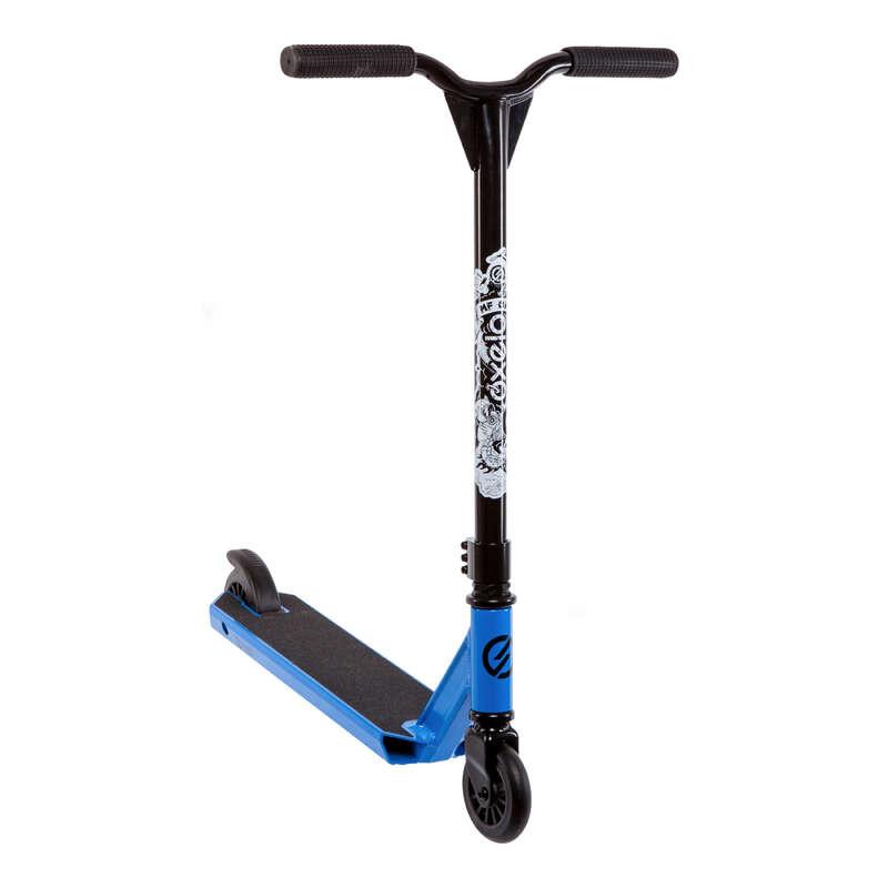 Freestyle rollerek Görkorcsolya, roller, board - Freestye roller MF One, kék  OXELO - Roller