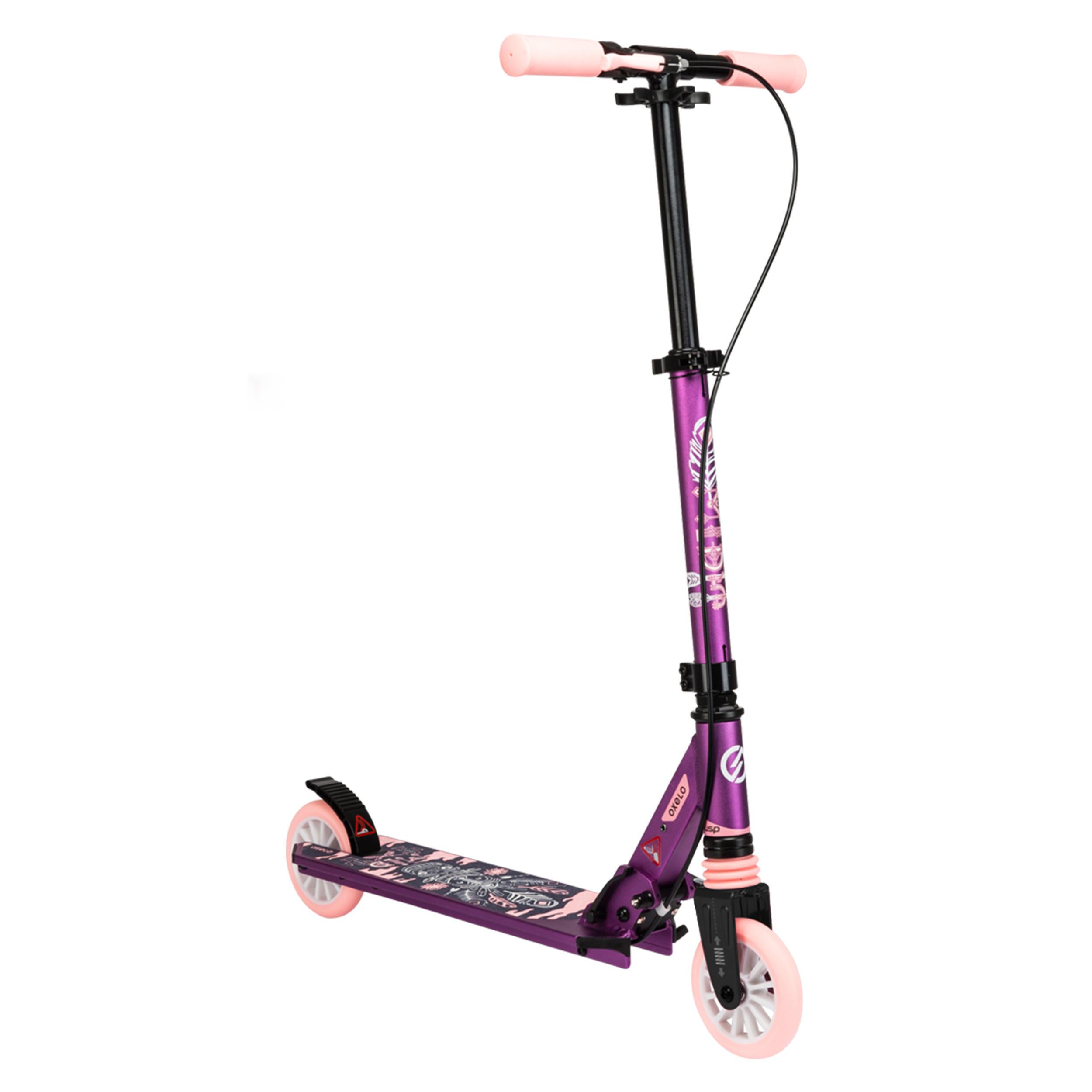 Funsport Tret Roller Tri Scooter pink PLAYTIVE JUNIOR Kinder Roller 3 in 1 Vorführmodell*