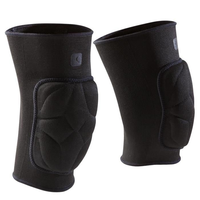 Women's Dance Knee Pads - Black