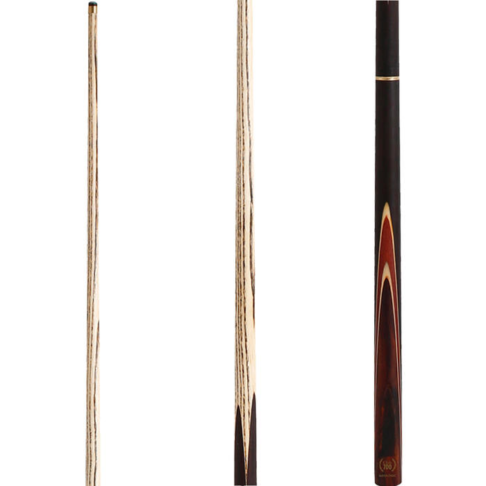 Club 700 Snooker/UK Cue in 2 Parts, 3/4 Jointed Extension