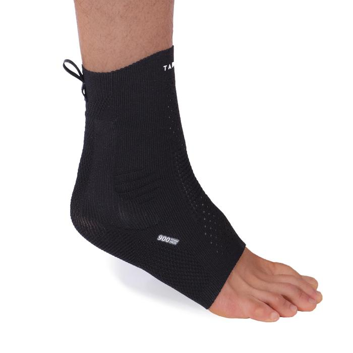 Men's/Women's Left/Right Proprioceptive Ankle Support Soft 900 - Black