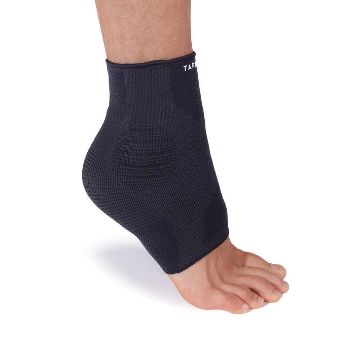 Soft 500 Men's/Women's Left/Right Proprioceptive Ankle Support - Black