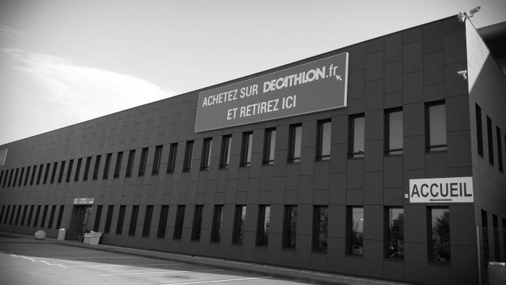 entrepot decathlon
