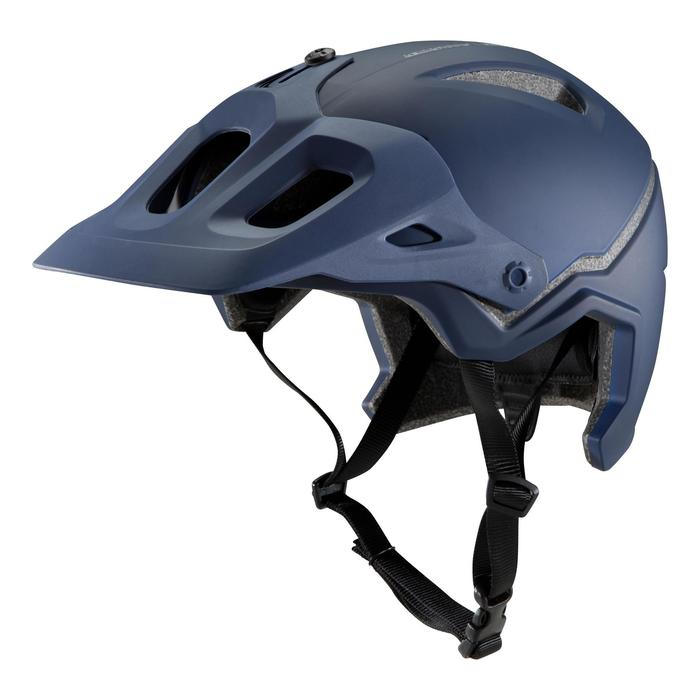 MTB helm All Mountain Blauw fietshelm