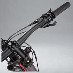 VTT XC 100 S 27,5 PLUS 12s noire et rouge