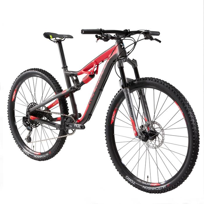 "MTB XC 100 Suspension 29"" SRAM GX EAGLE 1x12-speed mountainbike"