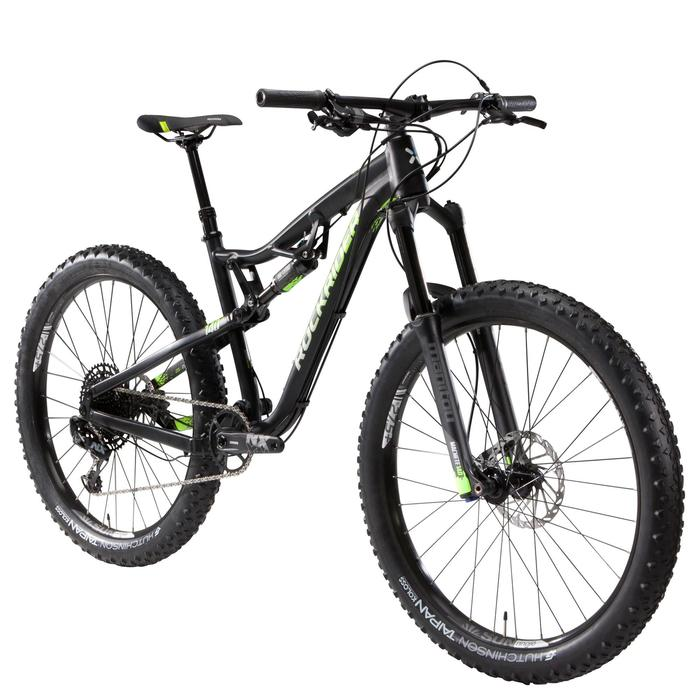 "Full suspension mtb AM 100 S 27.5"" PLUS SRAM NX Eagle 1x12-speed mtb fully"