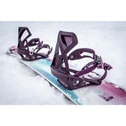 Piste- & all-mountain-snowboard voor dames Serenity 100