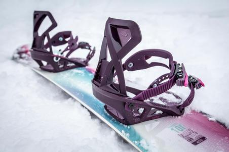 Women's Piste & All Mountain Snowboard, Serenity 100