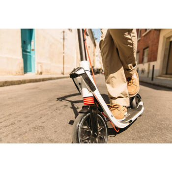 Town 9 EF 16 Adult Scooter - White - 153069