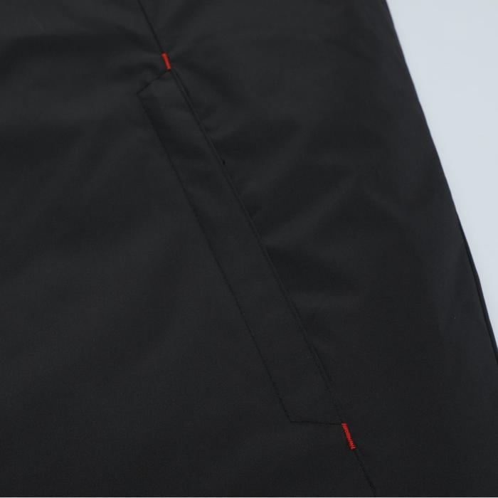 男款下坡滑雪外套SKI-P PA 100 - 中國紅