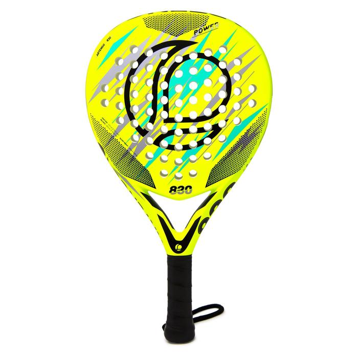 Pala de Pádel PR830 Power Amarillo