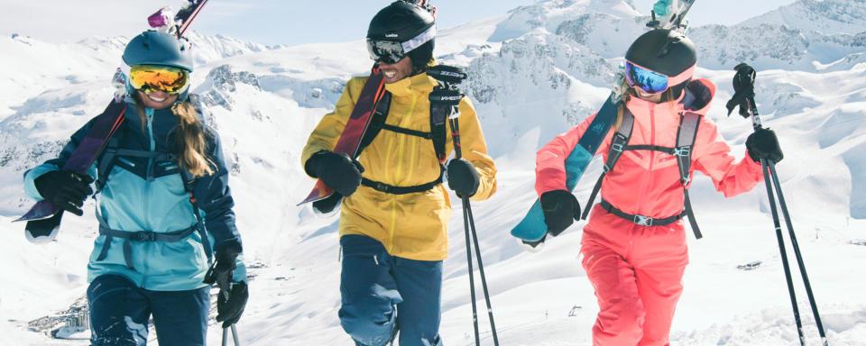 bien mettre son masque sur son casque de ski avec les conseils de wed'ze
