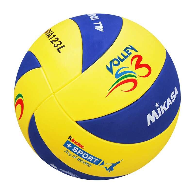 PALLONI PALLAVOLO Sport di squadra - Pallone pallavolo MVA123L MIKASA - Palloni pallavolo, rete ed accessori