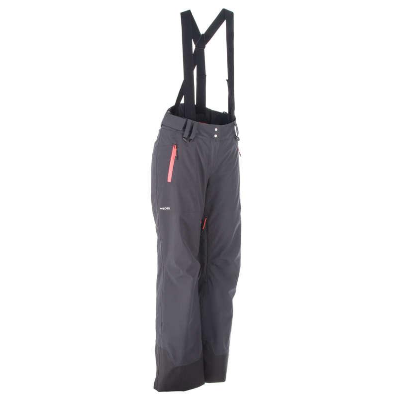 WOMEN'S FREERIDE SKIING CLOTHING - Pantalon 500 Damă  WED'ZE