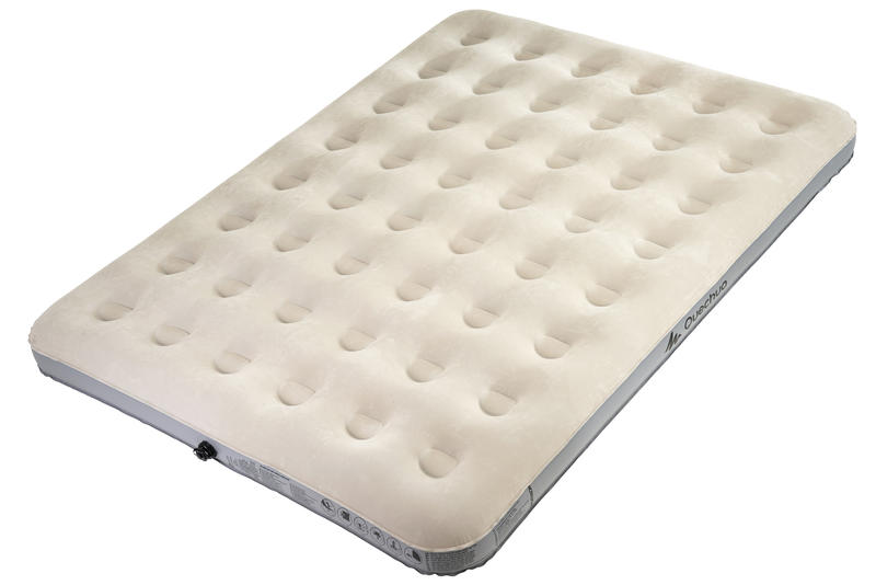 AIR BASIC INFLATABLE CAMPING MATTRESS | 2 PEOPLE - WIDTH 140 CM
