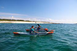 Strenfit X500 High-Pressure Drop Stitch Inflatable 1-Seat Kayak