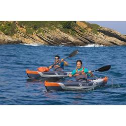 Chaleco de Ayuda a la Flotación Kayak Stand up Paddle Itiwit 50N Pockets