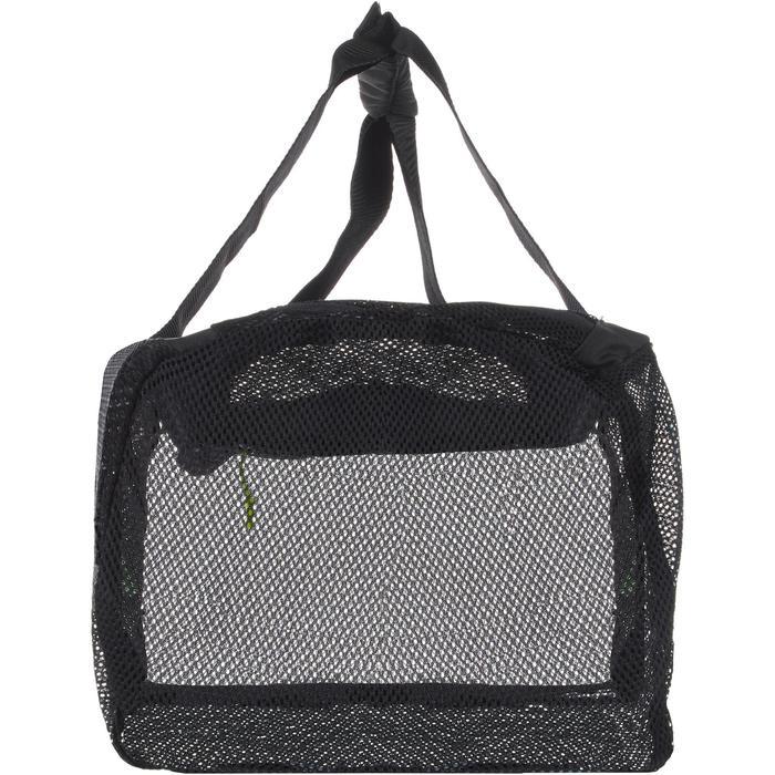 Sac de plongée filet/mesh 50 L noir