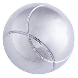 3 petanqueballen, recreatief, gegroefd - 153141