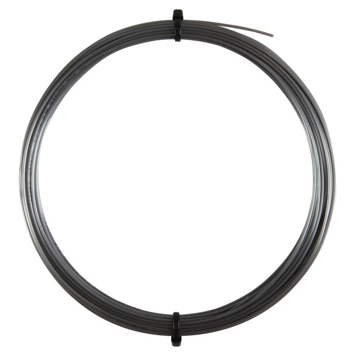 Corda de Ténis Monofilamento Big Banger Alu Power 1,25mm Cinzento