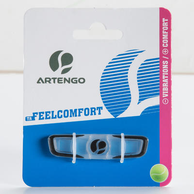 Feel Comfort Tennis Vibration Dampener - White
