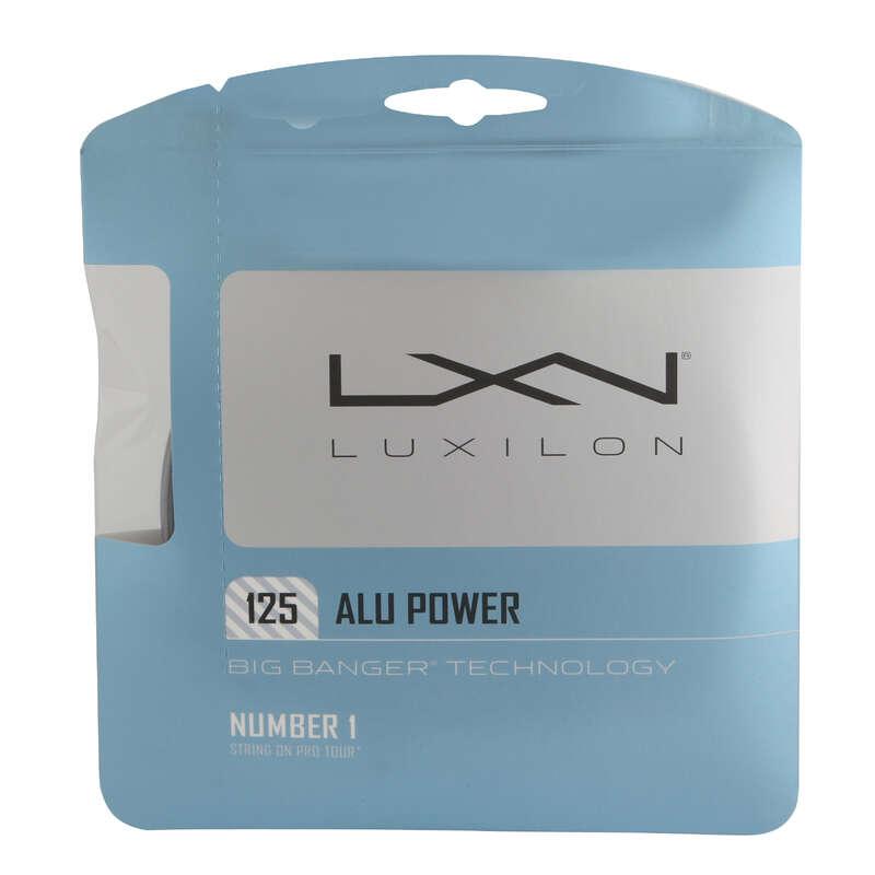 CORDAJ RACHETE TENIS Sporturi cu racheta - Cordaj Luxilon Power 1,25 LUXILON - Mingi de tenis si accesorii