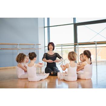 Tanzbody Ballett Einsteiger Mädchen rosa