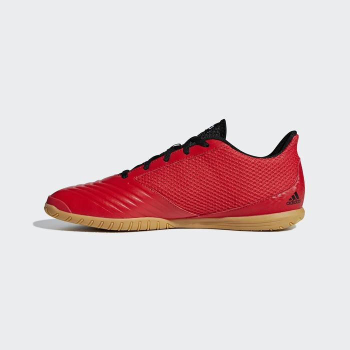 Zaalvoetbalschoenen Predator Tango 18.4 sala voor volwassenen rood