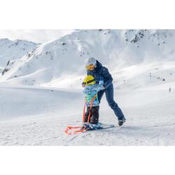 Skihose Ski-P PA 100 Kinder schwarz