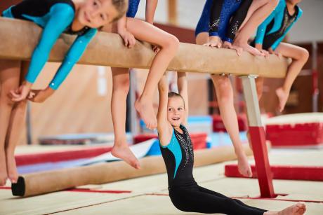 La gymnastique artistique pour avoir confiance en soi