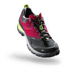 Chaussures de randonnée montagne femme MH500 imperméable
