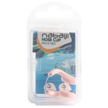 Nasenklammer verstellbar Inox-Latex