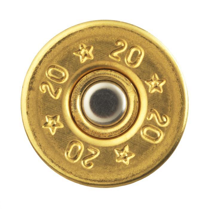 CARTOUCHE XL900 34g NI CALIBRE 20/76 PLOMB N°4 X10