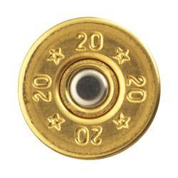 CARTOUCHE XL900 34g NI CALIBRE 20/76 PLOMB N°6 X10