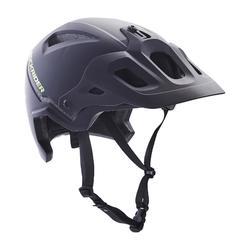 MTB-helm AM zwart