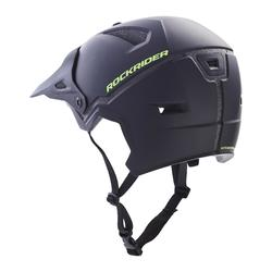MTB helm All Mountain Zwart fietshelm