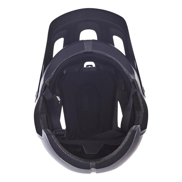 Casco BICICLETA MTB Allmountain Negro