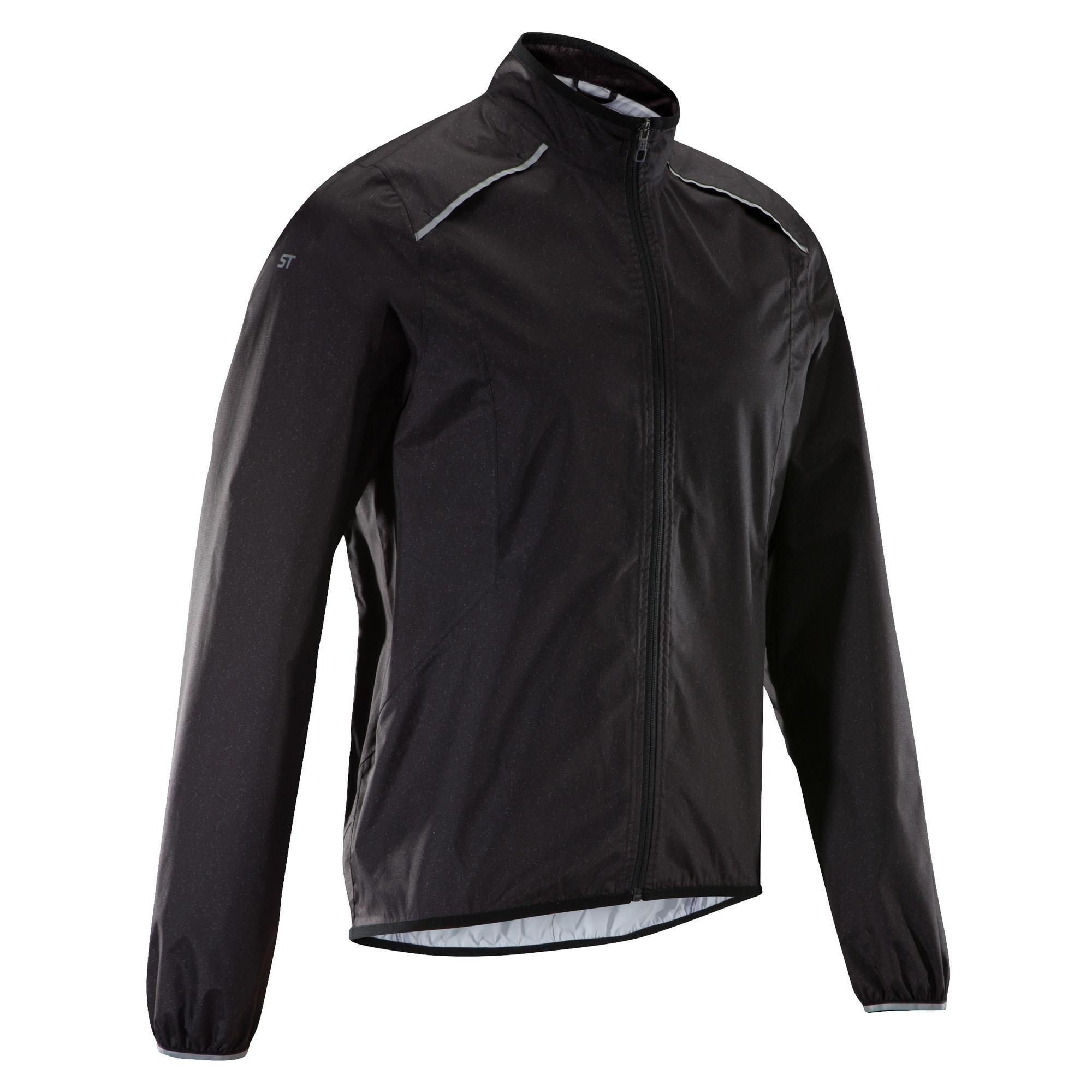 MTB Regenjacke ST 500 | Sportbekleidung > Sportjacken > Regenjacken | Rockrider