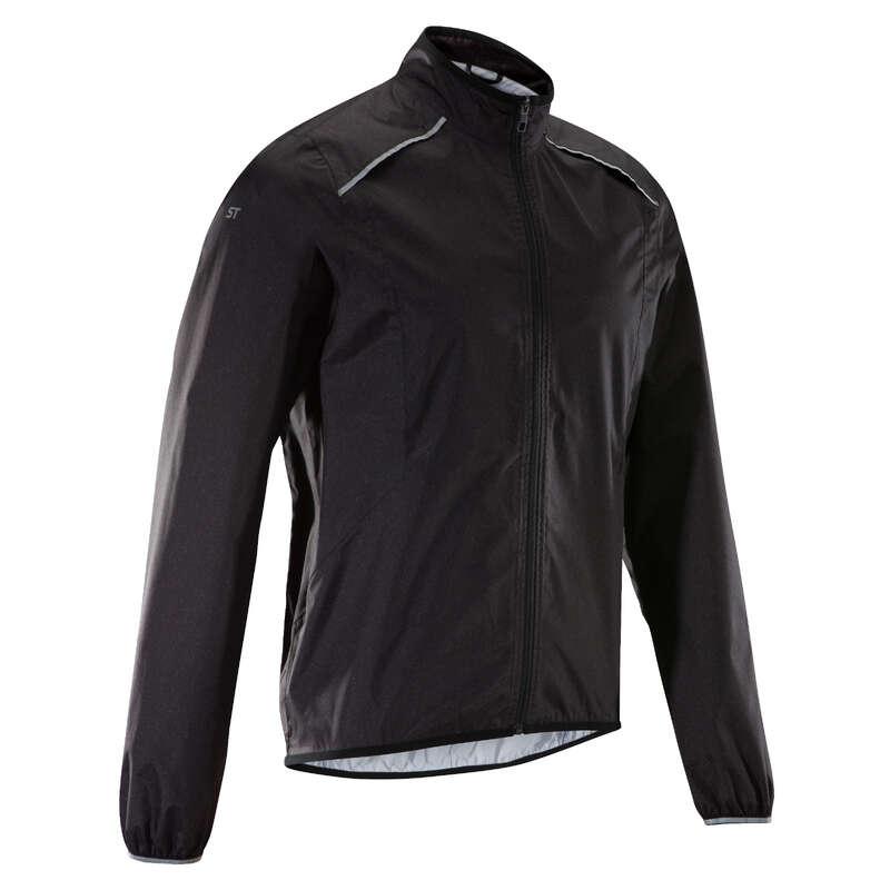 FFI MTB RUHÁZAT ES#S ID#, KÖZÉPHALADÓ Kerékpározás - Esőkabát MTB ST 500 ROCKRIDER - Kerékpáros ruházat