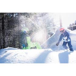Skihose Ski-P PA 500 PNF Kinder blau